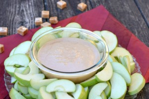 Caramel Dip Dish Up Delish