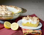 Lemon Meringue Pie & Tips for Beginners