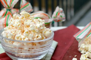Peppermint Popcorn: Dish Up Delish