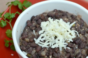 Black Beans Dish Up Delish