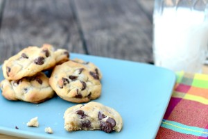 Chocolate Chip Cookies from Dish Up Delish