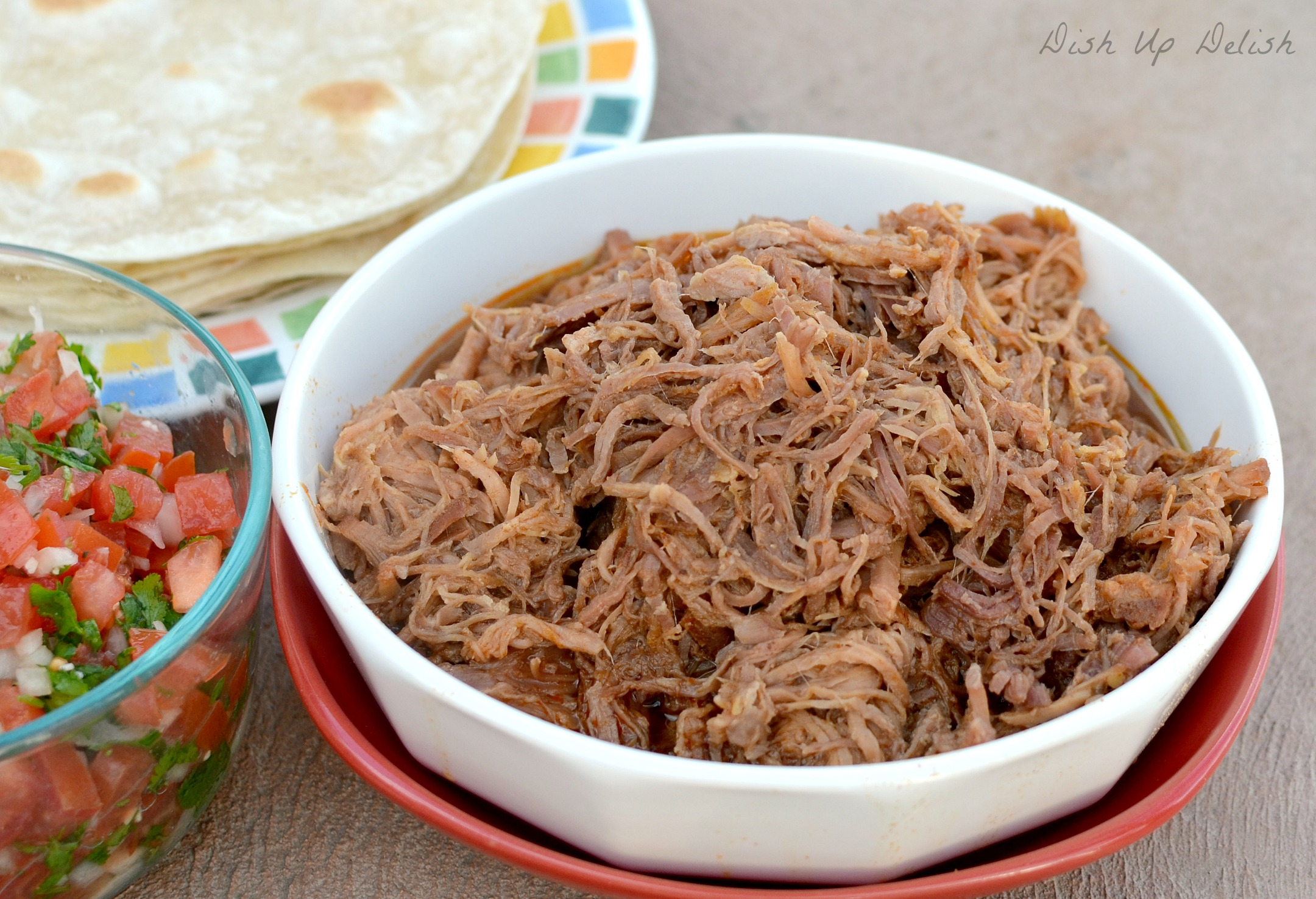 Sweet Pork from Dish Up Delish