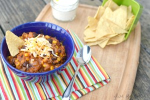 Taco Soup 3 Dish Up Delish