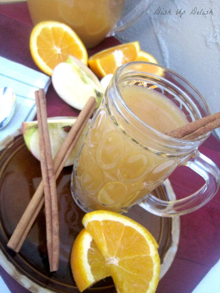 Sweet & Spicy Wassail