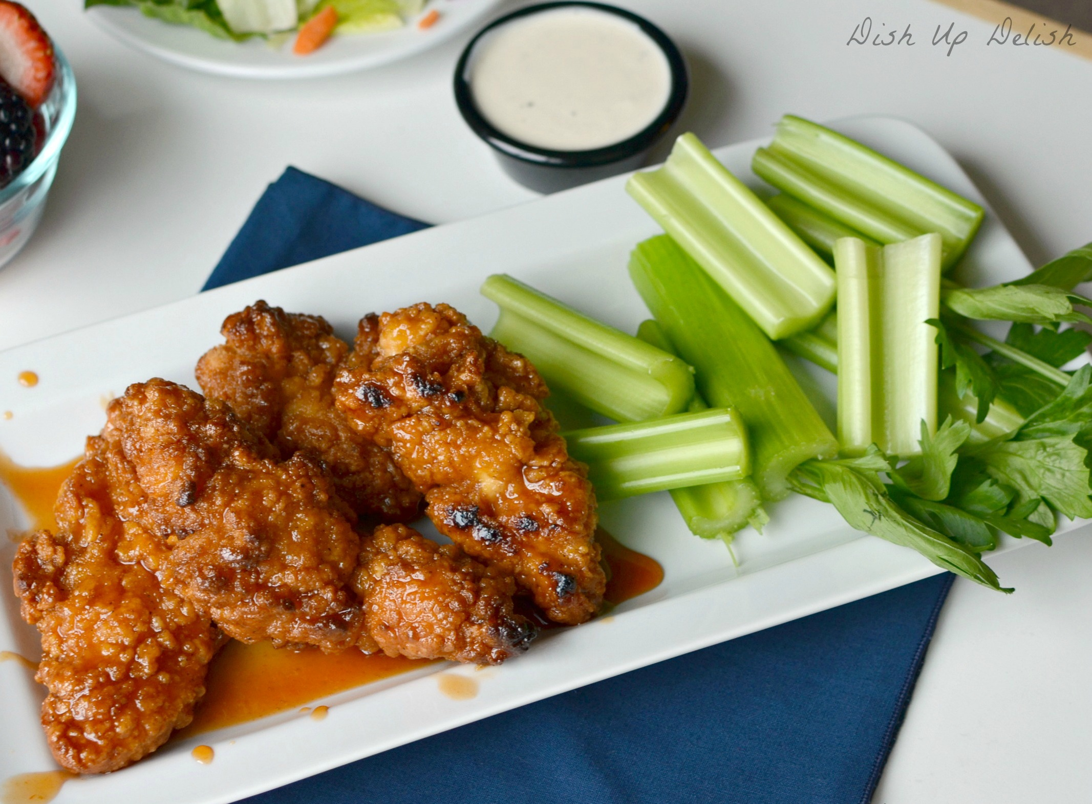 Wingers Chicken: Dish Up Delish