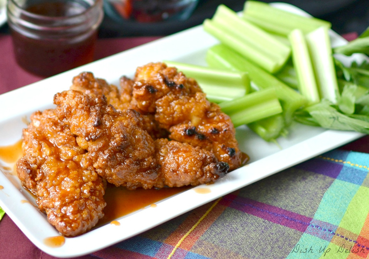 Sweet & Spicy Wing Sauce