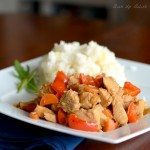 Quick & Easy Teriyaki Chicken with Pineapple Ginger Rice